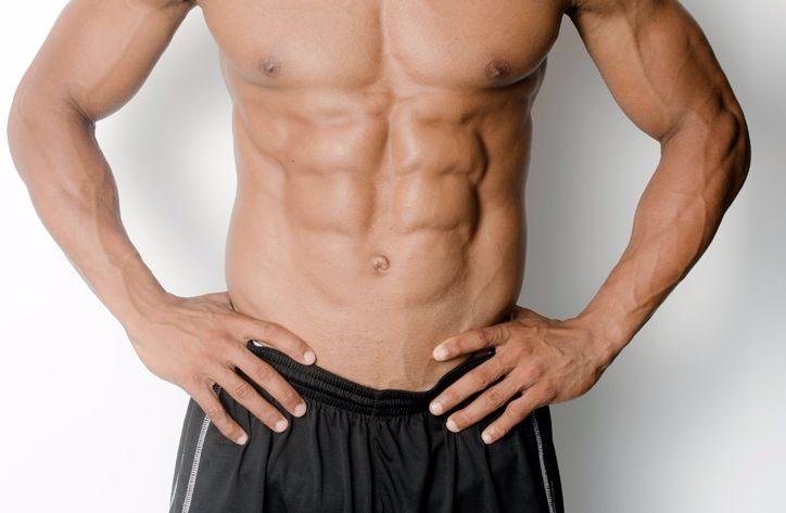 体幹トレーニングで基礎代謝を上げて腹筋を割る