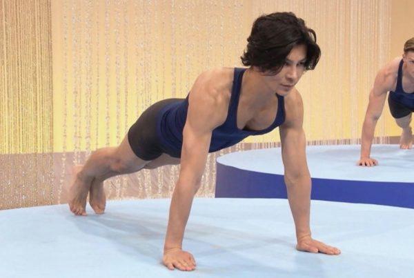 武田真治の筋肉!NHKでの発言の真相!インスタ画像で筋肉追求